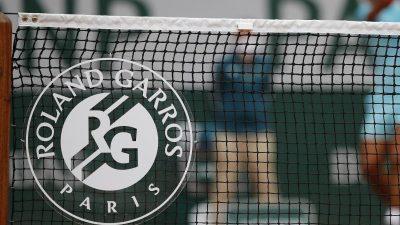 French Open wegen Corona-Krise eine Woche später