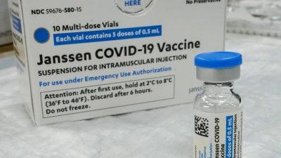 Corona-Vakzin von Johnson wegen auffälligen Thrombosefällen im Fokus der EMA