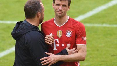 «Glut löschen»: Bayern-Kapitäne appellieren vor PSG-Spiel