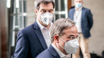 """SPD und Grüne: Union ist wegen Machtkampfs um Kanzlerkandidatur """"handlungsunfähig"""""""