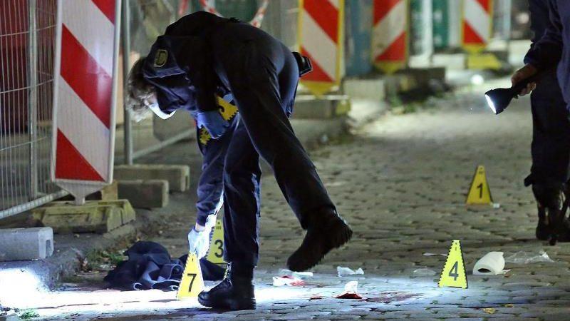 """Syrer nach tödlicher Messerattacke vor Dresdener Gericht – wollte laut  Gutachter """"Ungläubige"""" töten"""