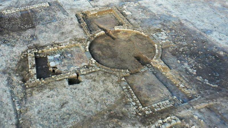 Archäologen finden seltene römische Überbleibsel in England
