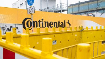24-Stunden-Streik legt Continental-Werk in Karben lahm