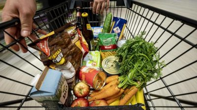 Verbraucherpreise: Inflationsrate liegt im April bei zwei Prozent