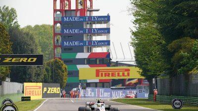 Mick Schumacher in Imola-Qualifikation vorzeitig raus