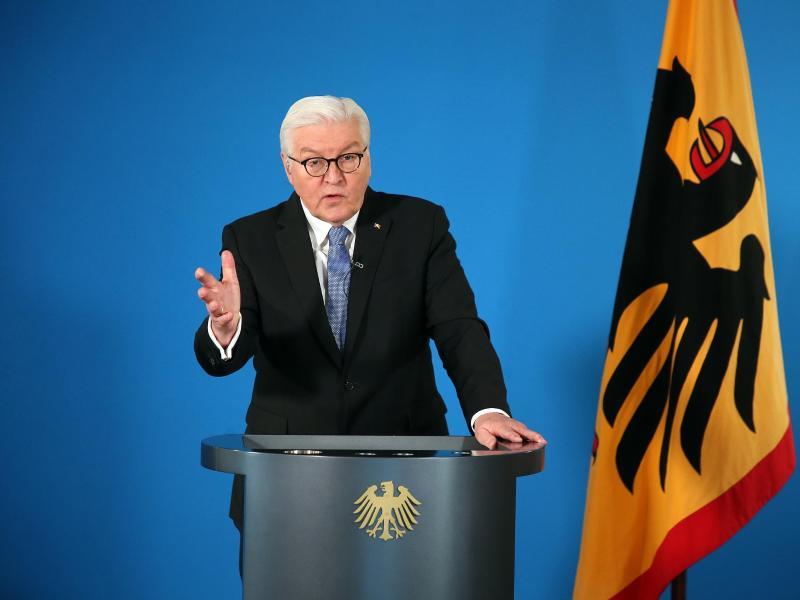"""Steinmeier: Deutschland trägt Mitverantwortung für """"Tragödie"""" in Afghanistan"""