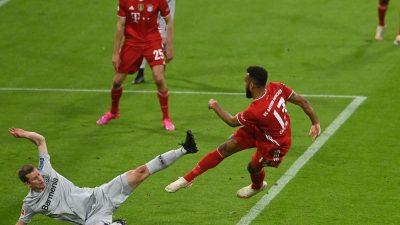 Meisterliche Bayern lassen Flick gegen Leverkusen jubeln