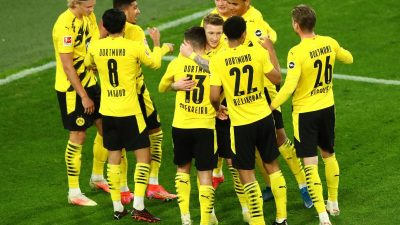 Siege vor Showdown: BVB und Wolfsburg vor wegweisendem Duell