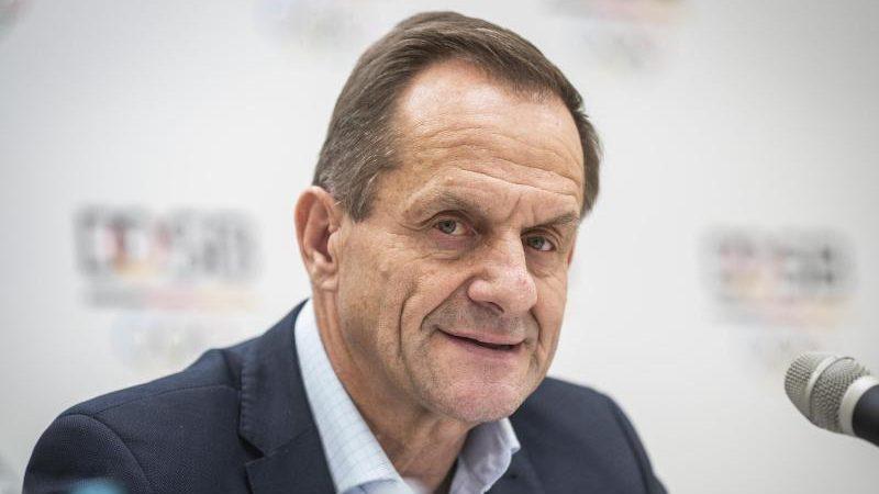 Nach Vorwürfen: DOSB-Präsident Hörmann geht im Dezember