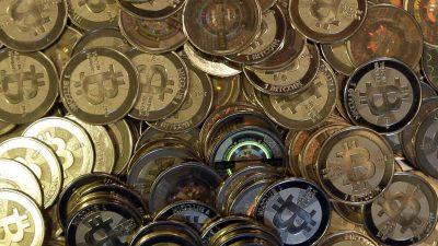 Einbruch von 54 Prozent: Bitcoin-Kurs erstmals seit fünf Monaten unter 30.000 Dollar