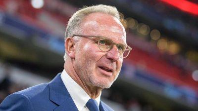 Super-League-Idee für Bayern-Boss Rummenigge «erledigt»