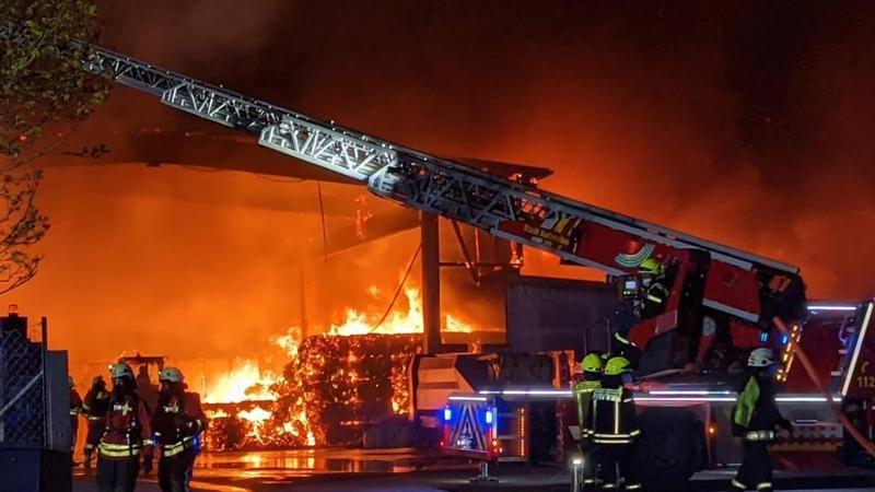 Mehrere Verletzte nach Explosion im Chemiepark Leverkusen