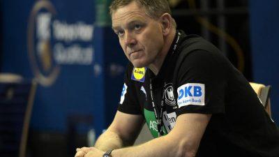Deutsche Handballer setzen Erfolgslauf in EM-Quali fort