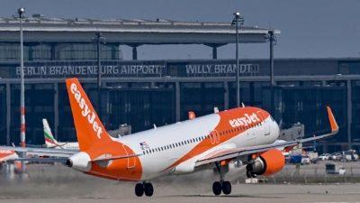 Flughafen BER verzeichnet im Corona-Jahr Milliardenverlust