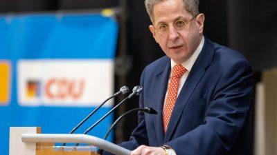 Politisches Comeback? Hans-George Maaßen als CDU-Kandidat für Bundestagswahl nominiert