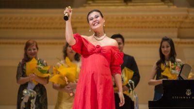 Internationaler Gesangswettbewerb von NTD: Termine für 2021