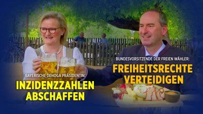 """""""Eigentlich eine Selbstverständlichkeit"""": Biergartensaison in Landsberg eröffnet"""