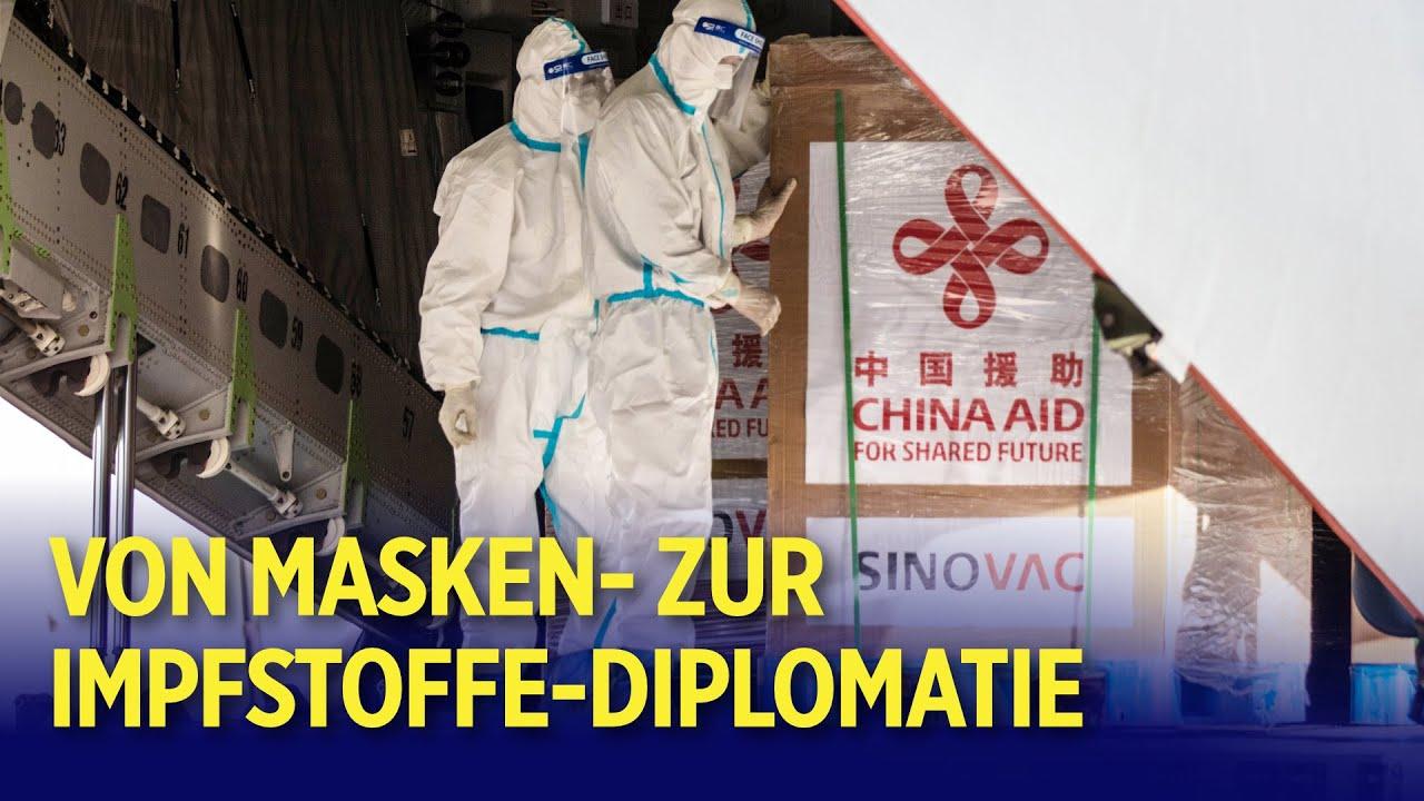 EU-Bericht: China und Russland bewerben eigene Vakzine – westliche Impfstoffe kritisiert