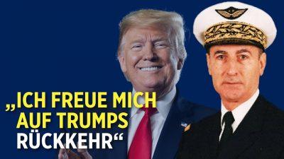 Französischer General Martinez: Trump betritt Neuland für die Republikaner