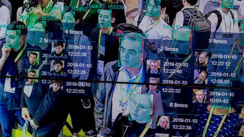 Europäische Aktivisten reichen Beschwerde gegen Gesichtserkennungsunternehmen ein