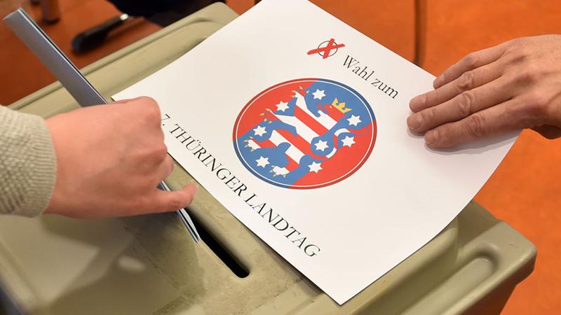 Ende September sind Neuwahlen in Thüringen geplant