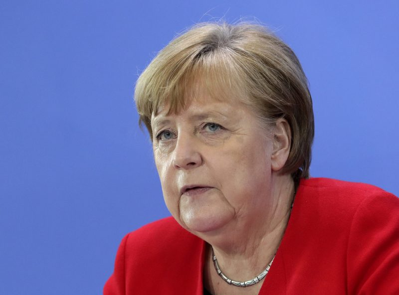 Neue Masken-Affäre: Merkel und Laschet stellen sich hinter Spahn – und kritisieren SPD