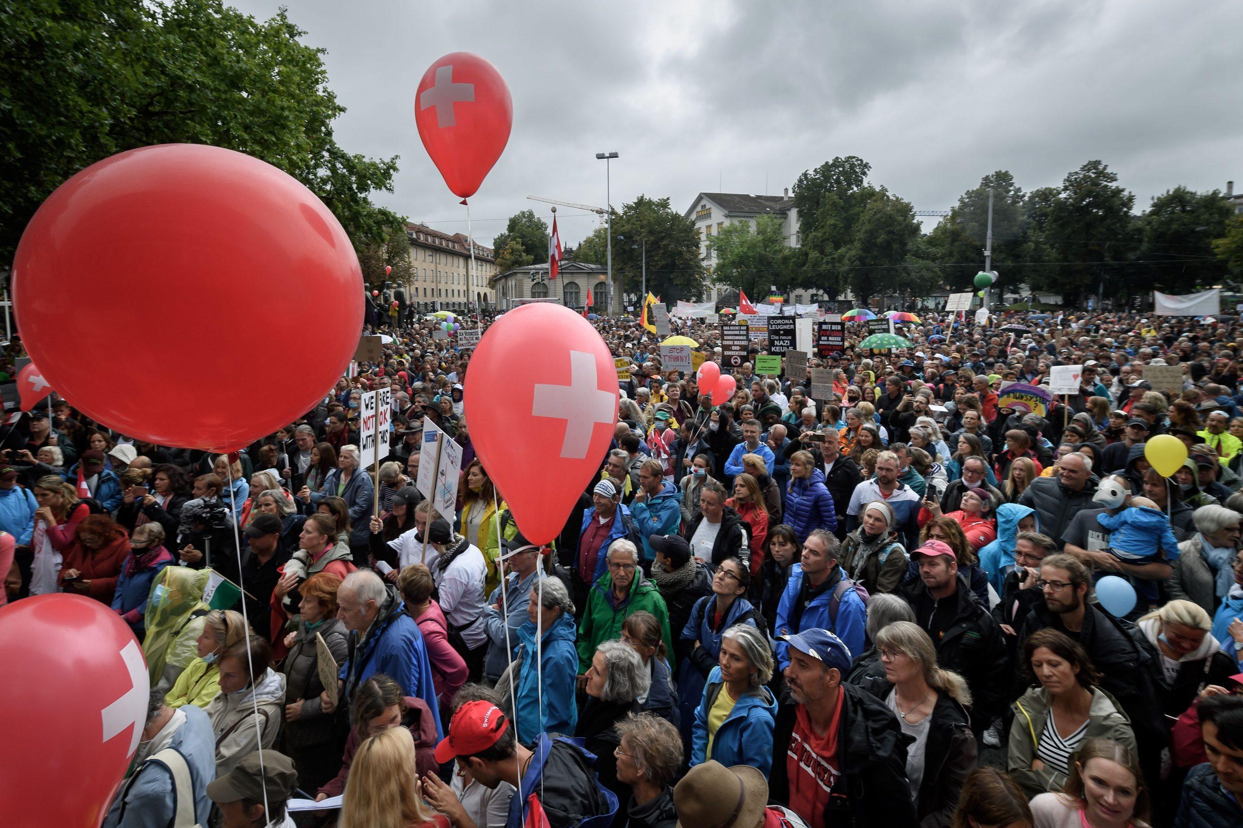 Züricher Verwaltungsgericht kippt Demoverbot