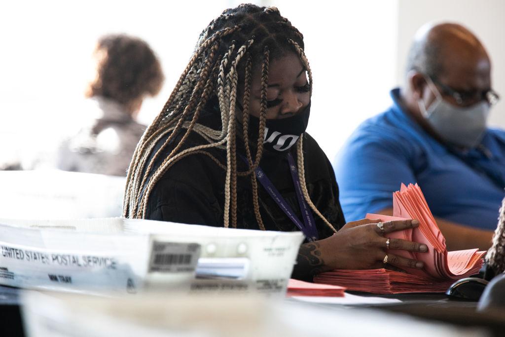 Georgia lässt 145.000 Briefwahlstimmen neu auszählen