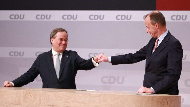 Friedrich Merz: Rückenwind für Laschet – Haseloff: Gewinn der CDU zur Bundestagswahl möglich
