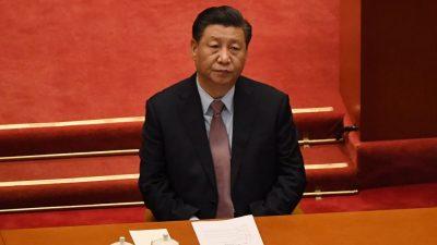Der Plan der Kommunistischen Partei Chinas zur Kontrolle des globalen Internets