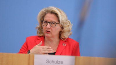 Bundeskabinett beschließt verschärftes Klimaschutzgesetz