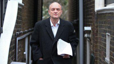 """""""Zehntausende Menschen sind unnötig gestorben"""": Ex-Berater von Johnson erhebt schwere Vorwürfe gegen Premier"""