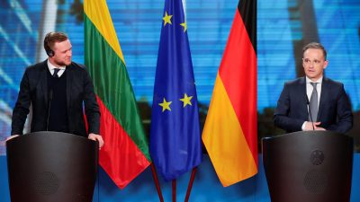 Litauen bietet Peking die Stirn, unterstützt Taiwan und verurteilt Menschenrechtsverletzungen