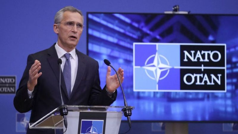 NATO beschränkt Hauptquartier-Zugang für Belarus-Diplomaten