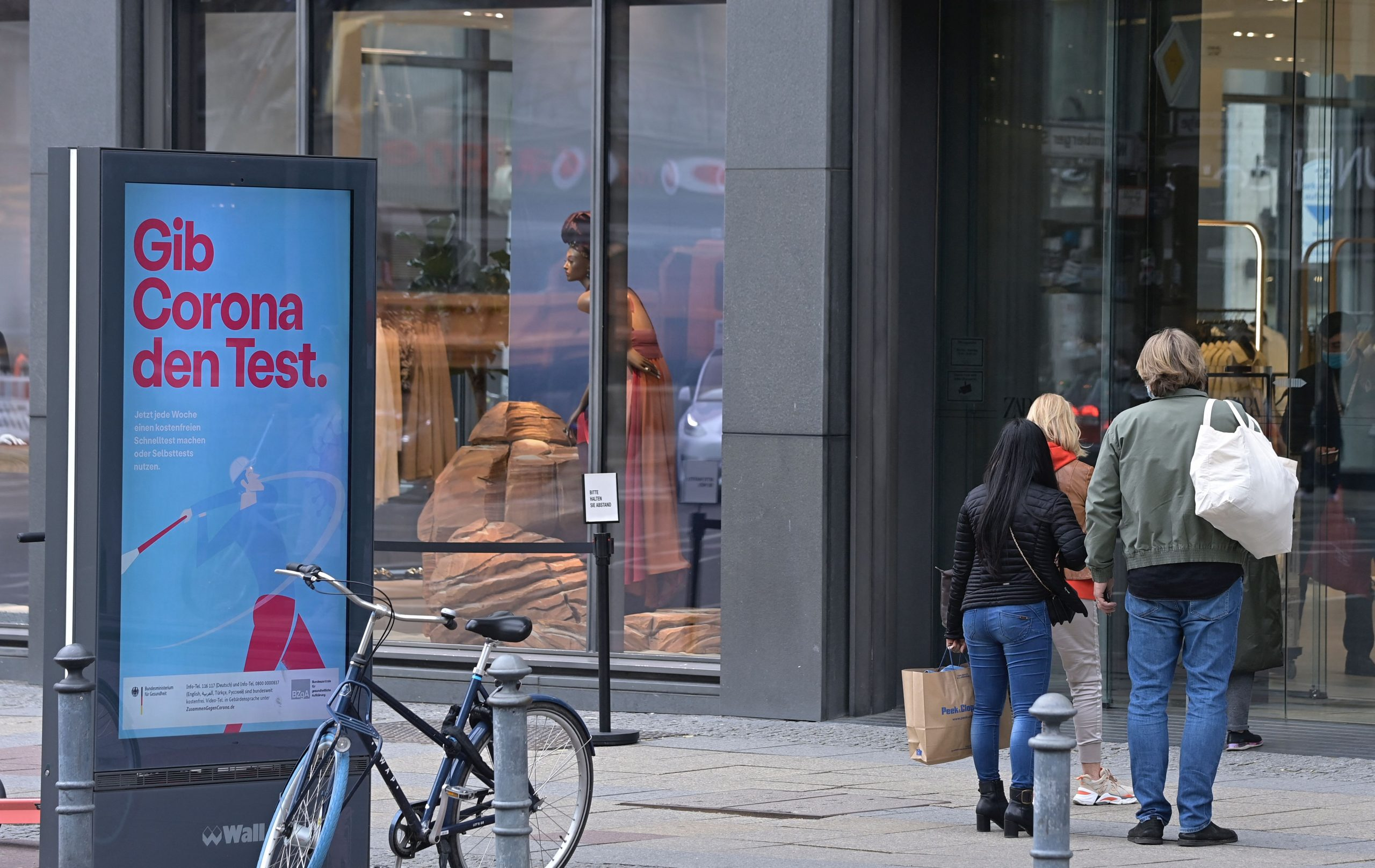 Handelsverband befürchtet bis zu 120.000 Geschäftsaufgaben wegen Corona-Krise
