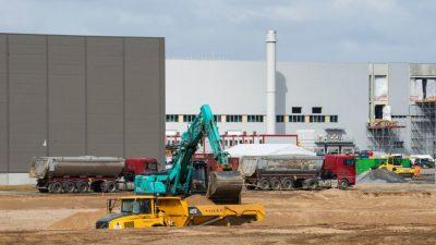 """Naturschutzbund hat Bedenken gegen Teslas """"weltgrößte Batteriefabrik"""""""