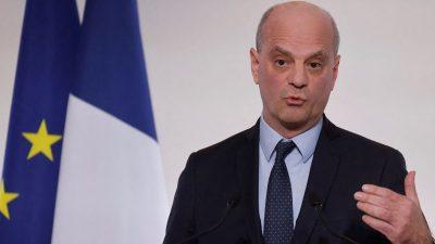 "Französischer Bildungsminister verbietet ""gendergerechte"" Schriftsprache an Schulen"
