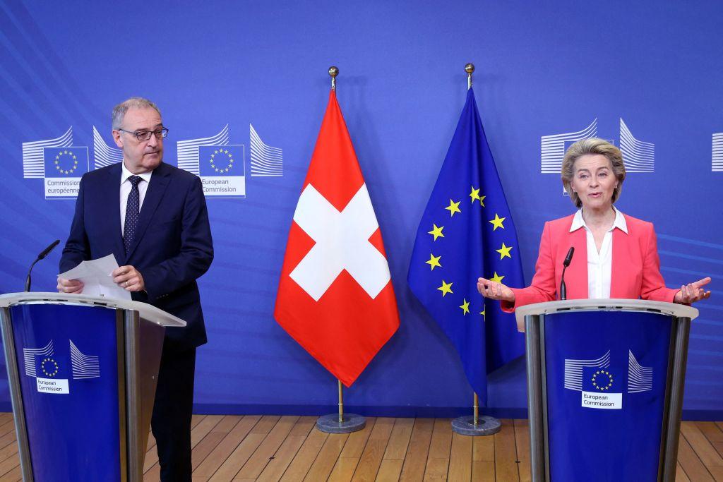 Schweiz erklärt Verhandlungen über Rahmenabkommen mit EU für beendet