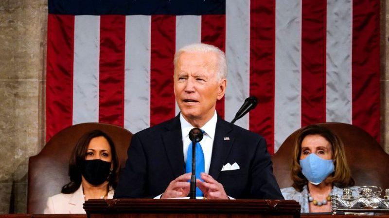 USA: Rede von Präsident Biden vor dem Kongress erntet Gegenwind aus Peking