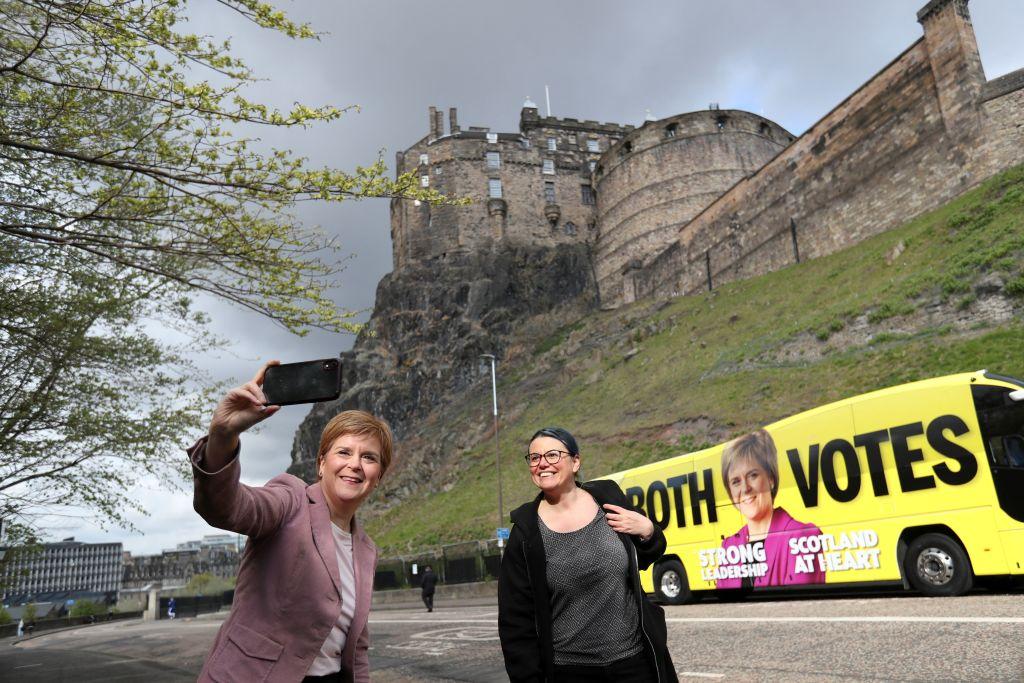 Großbritannien wählt: Schottland im Mittelpunkt der Aufmerksamkeit