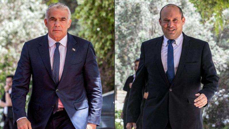 Parteien in Israel schmieden an Regierungsbündnis ohne Netanjahu