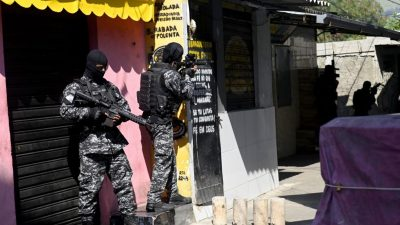 Mindestens 25 Tote bei Großeinsatz gegen Drogenbanden in Rio de Janeiro