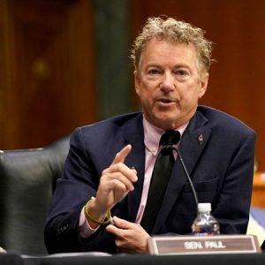 """Kritik an Corona-Maßnahmen: US-Senator Rand Paul nennt Chefvirologen Fauci """"kleinen Diktator"""""""