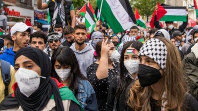 Zehntausende bei pro-palästinensischen Demonstrationen in Europa und Nordamerika