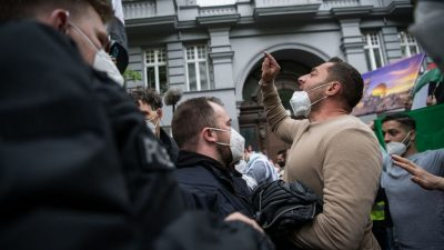 """Steinmeier-Appell: """"Dem Hass gegen Juden gemeinsam entgegentreten"""""""