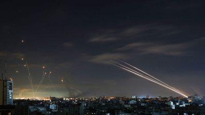 Israel bombardiert Haus von Hamas-Chef im Gazastreifen