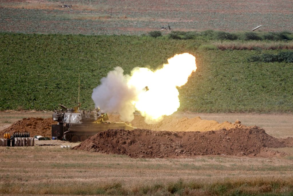 Israel beantwortet Hamas-Raketenangriffe mit Gegenschlägen im Gazastreifen