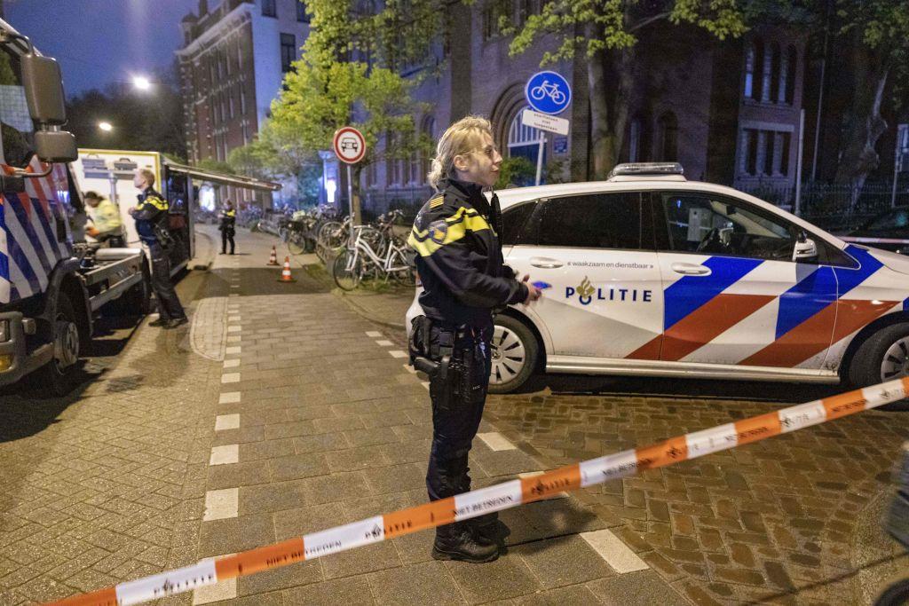 29-Jähriger nach Messerangriff in Amsterdam festgenommen