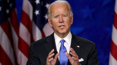 """Biden: Washington will """"keinen Konflikt"""" mit Russland"""