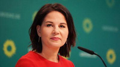 Klimaschutzgesetz: Baerbock fordert konkrete Maßnahmen – Schulze für Ausbau des öffentlichen Nahverkehrs